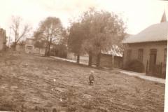 ulica Ewangelicka w kierunku Narutowicza 1966 r.