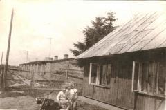 Parafia_widok w stronę ul Polnej _1967r.