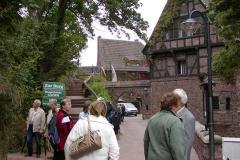 zamek Wartburg